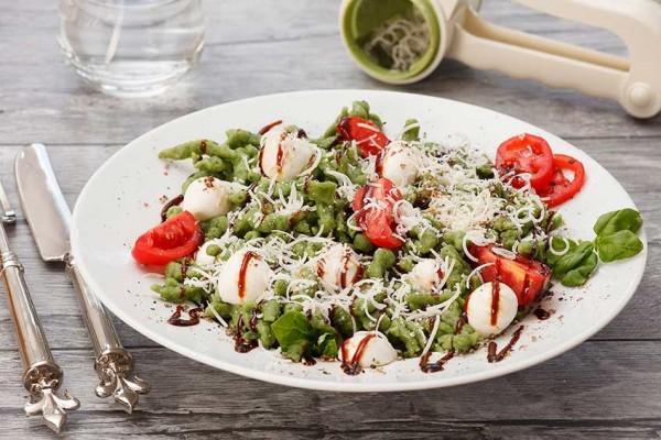 spinat-spaetzle-parmesan