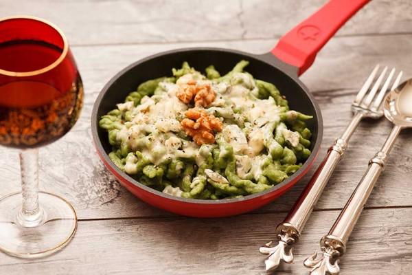spinatspaetzle-mit-gorgonzola