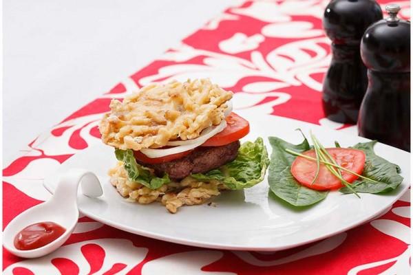 spaetzle-burger